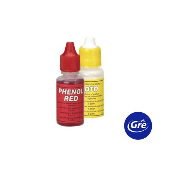 Реактиви за тестване на хлор и рН